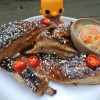 Cola Addicts Glazed Lamb Ribs