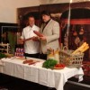 DON Luncheon with Masterchef Judge Matt Preston and Fleischmeister Gerhard Feiner