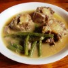 Recipe Time: Kare Kare (Oxtail and Peanut Stew)