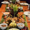 {Ain't No MEAT-tain High Enough} Filipino Grilled Meat & Seafood Platter at Jasmine's, Deer Park