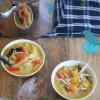 3 Reasons why you need Sopas this summer (creamy chicken + macaroni soup)