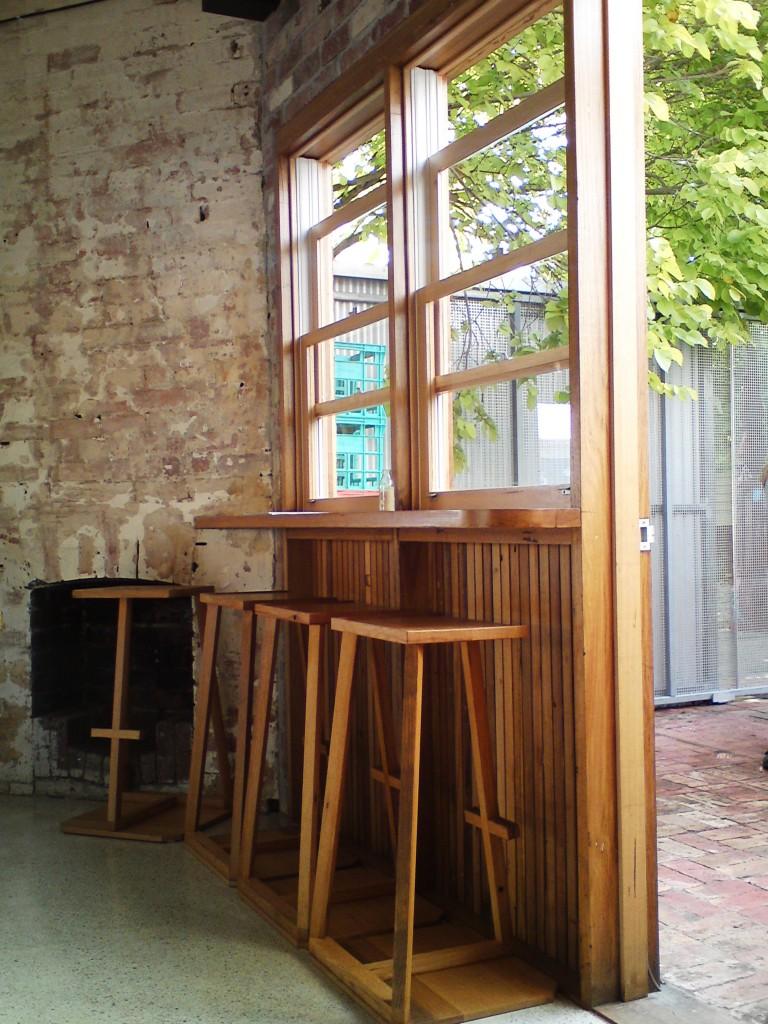 Wee jeanie cafe interior