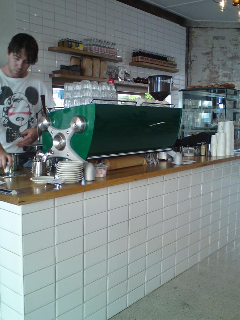 Wee Jeanie cafe