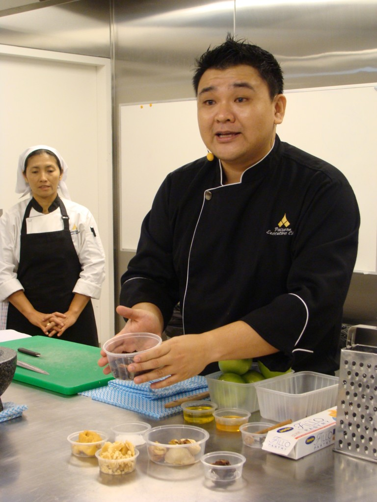 Executive Chef Paisarn Cheewinsiriwat