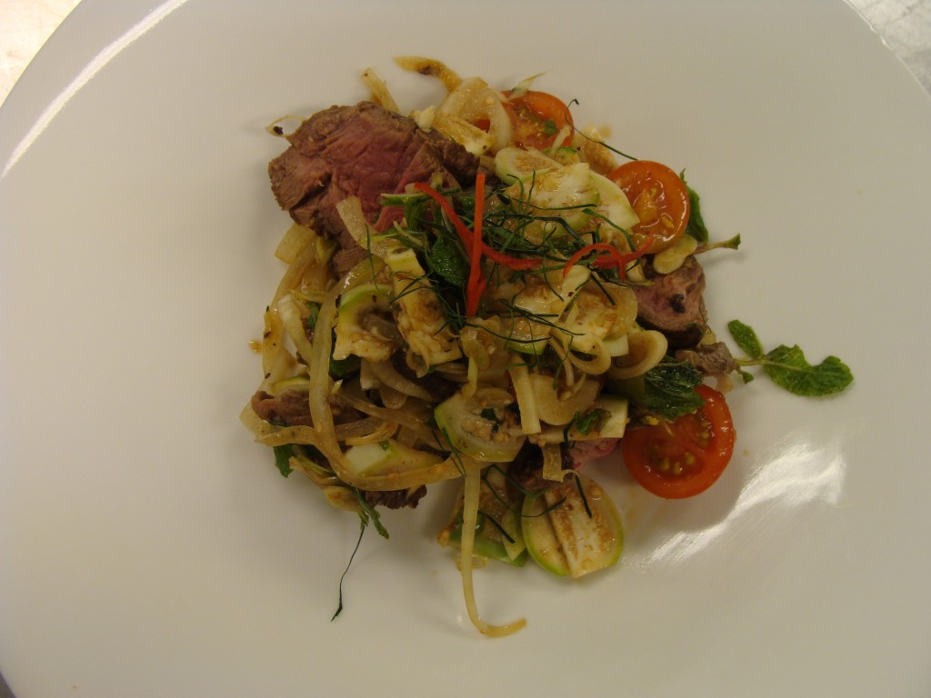 My Thai Beef Salad