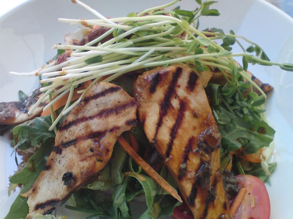 oaktree cafe salad