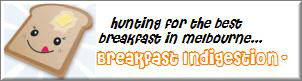 Melbourne's Best Breakfast