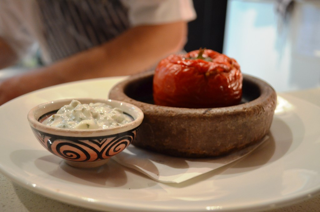 Roasted Tomato at Koy