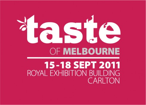 Taste of Melbourne 2011 logo