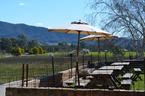 Boynton's Feathertop Winery Terrace