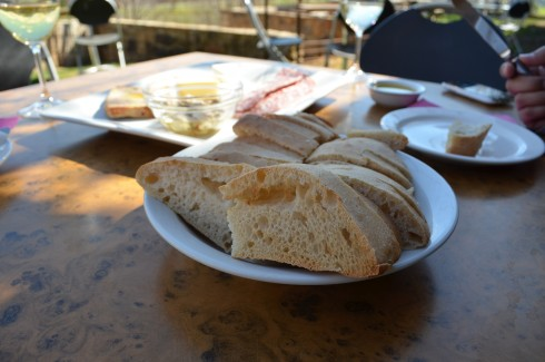 bread Boynton's Feathertop Winery
