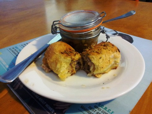 Sausage Rolls Sourdough Kitchen at Seddon