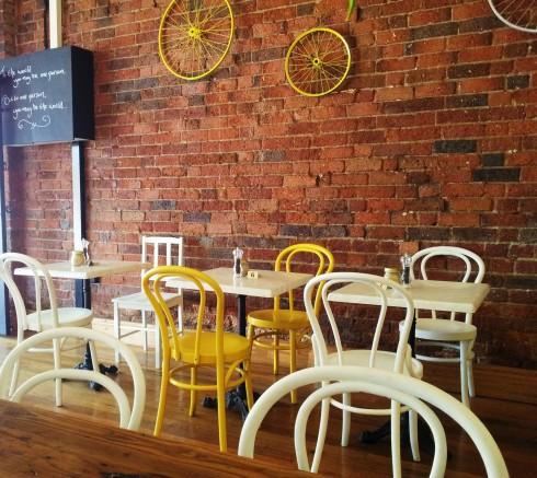muharram cafe interior
