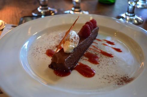 The Whittaker's Dark Chocolate Pavé