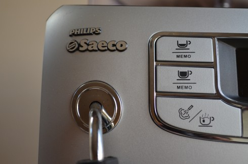 REview of the Philips Saeco Intelia
