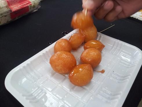 Lokma at Dandenong World Food Fare.