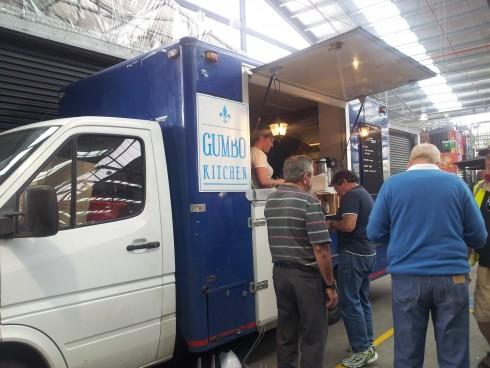 Gumbo Kitchen's Food truck