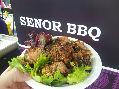 Senor BBQ Dandenong World Food Fare.