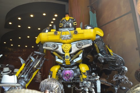 Bumblebee by Venice Beach