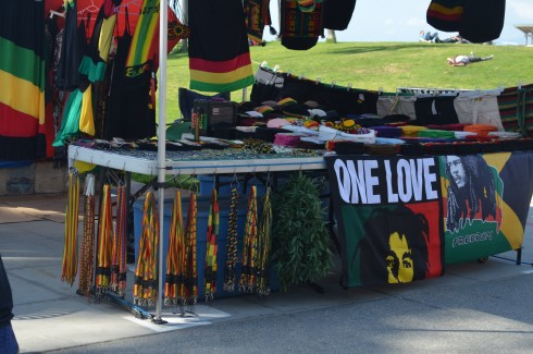 marley mania at venice beach