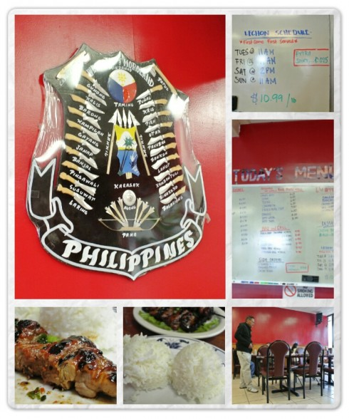 Pinoy Lechon BBQ & Grill