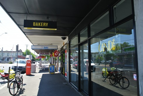 candied bakery directions