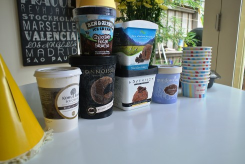 chocolate ice cream brands