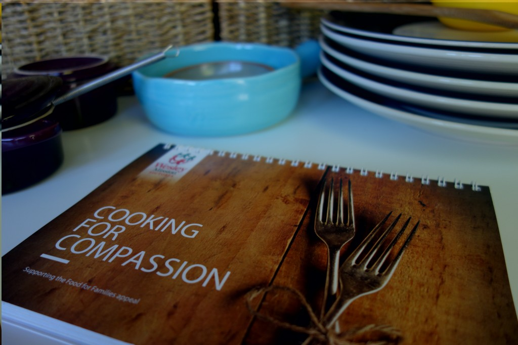 cooking for compassion cookbook