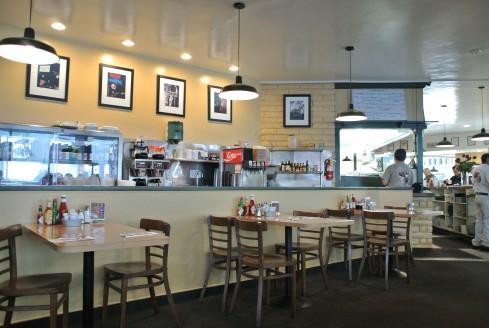inside cajun kitchen breakfast at santa barbara