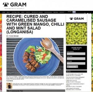 gram longanisa feature