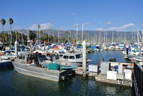 Santa Barbara boats