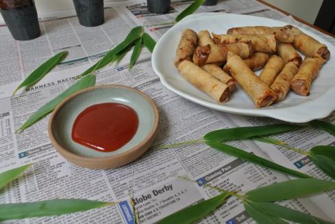 Lumpiang Shanghai spring roll recipe