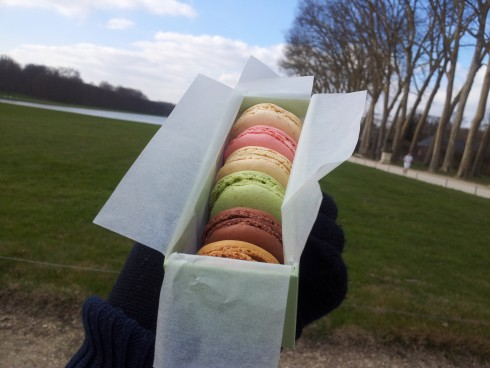 Ladurée at the Palace of Versailles