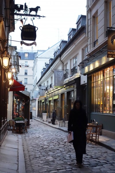 le marais streets paris