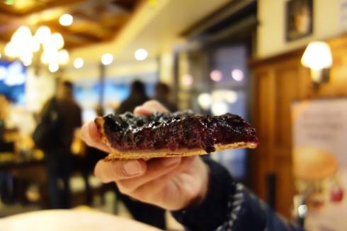 berry pastry Pauls