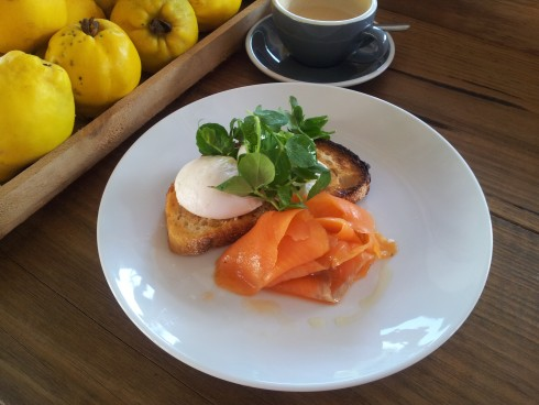 breakfast at station street trading co