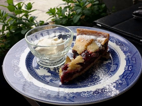 cherry pie at south of johnston
