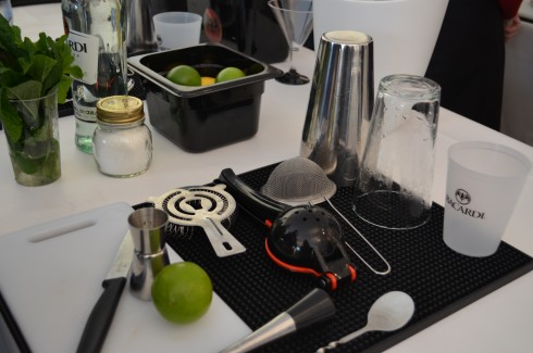 Sensology cocktail making classes