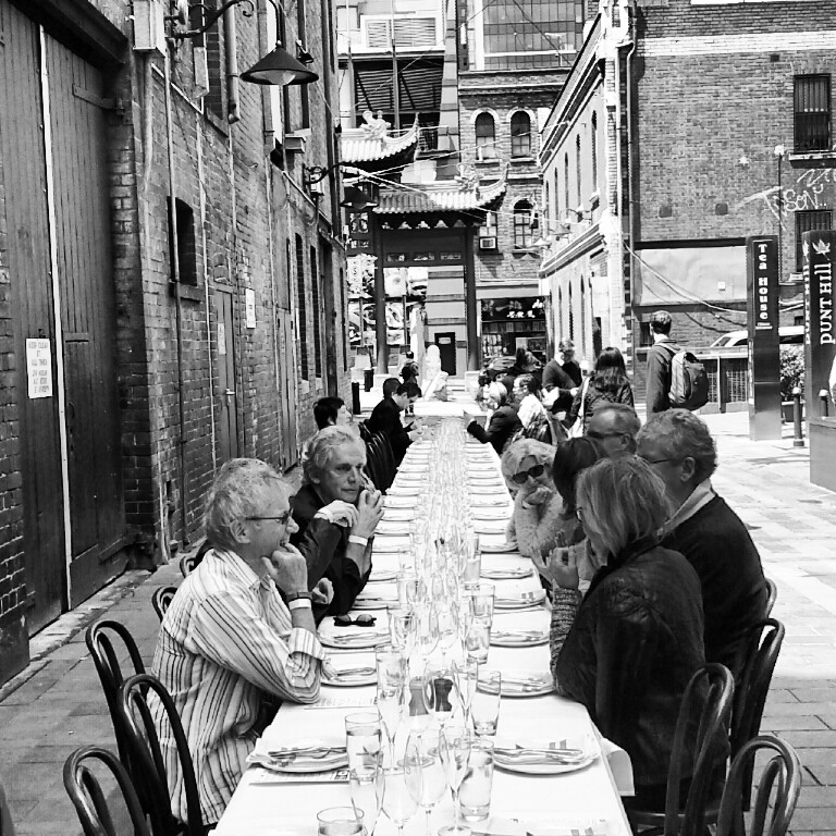 Laneway Lunch with Wagner
