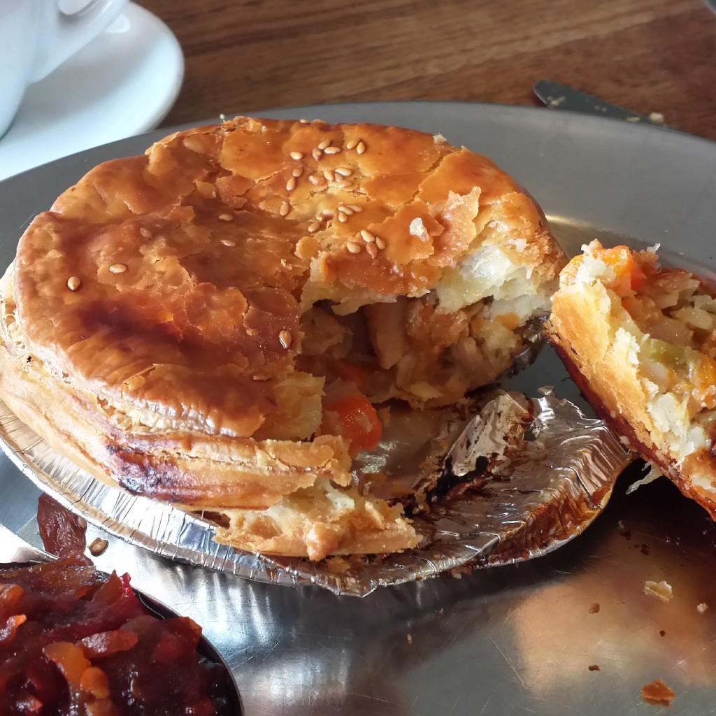 chicken pie red door bakery adelaide
