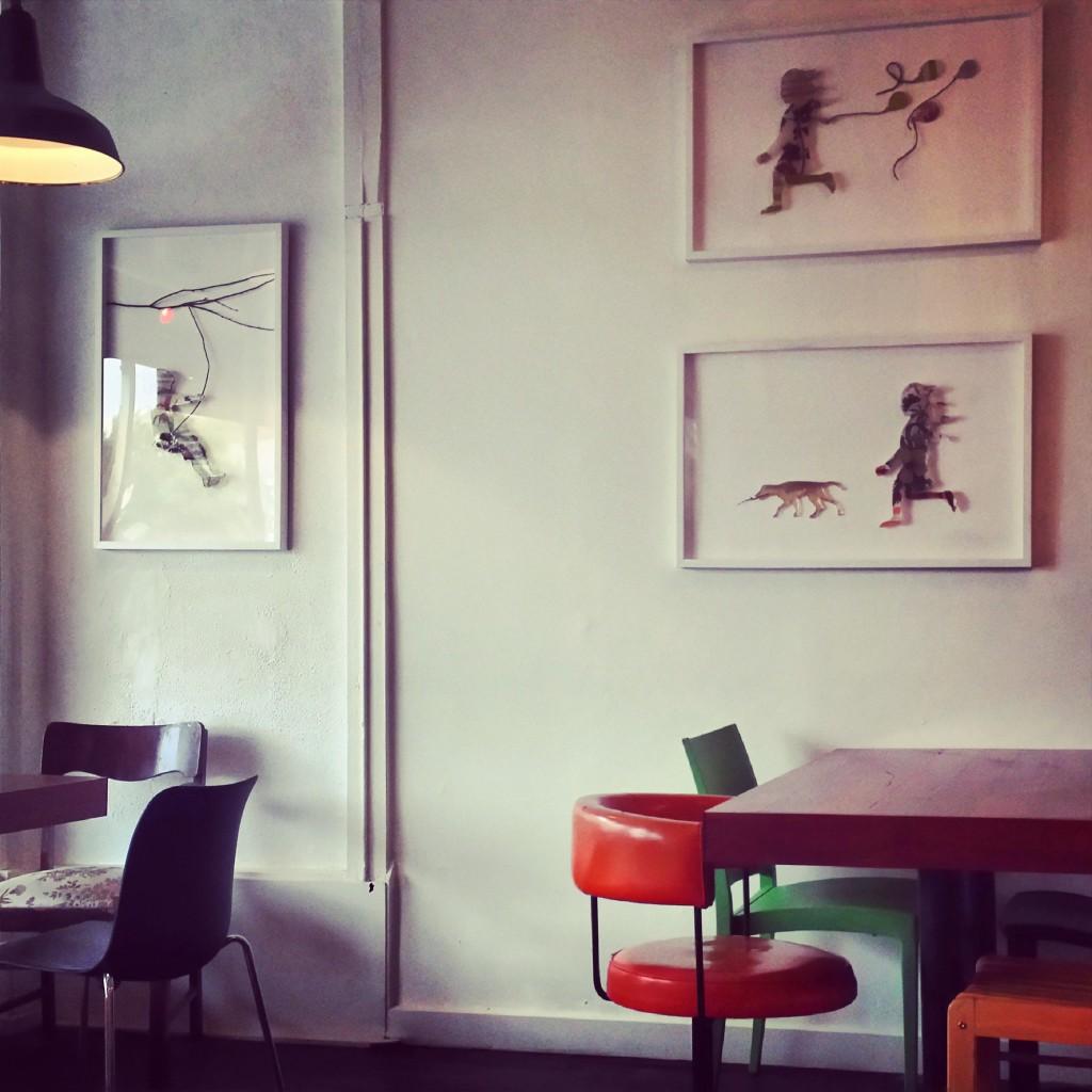 retro at roseys cafe adelaide