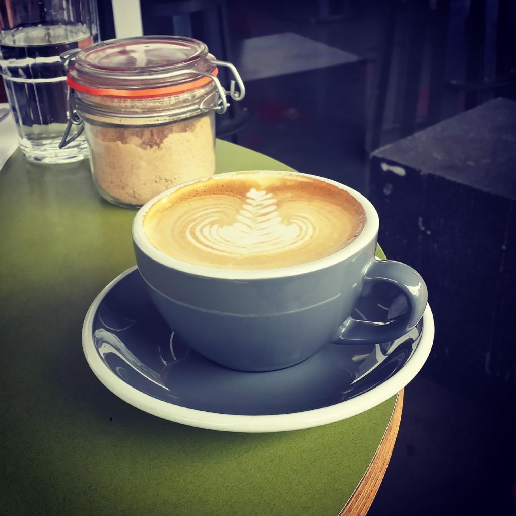 guerrilla espresso coffee