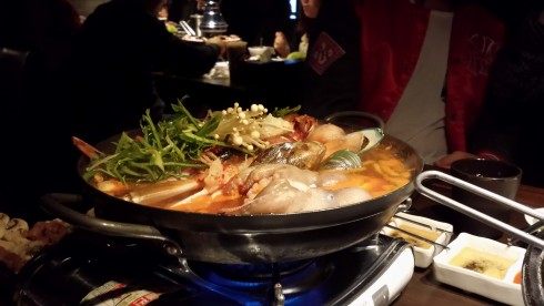 Yeonga Korean BBQ hot pot