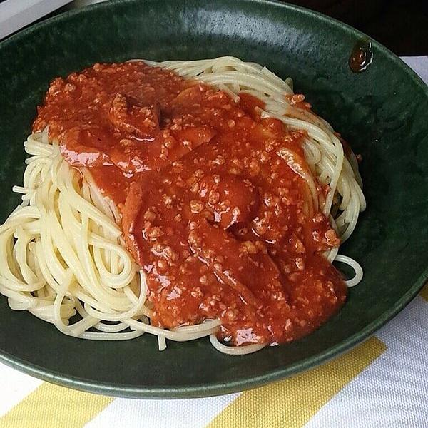 Filipino spaghetti Jollibee