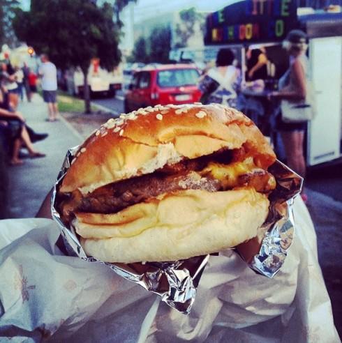 food trucks yarraville