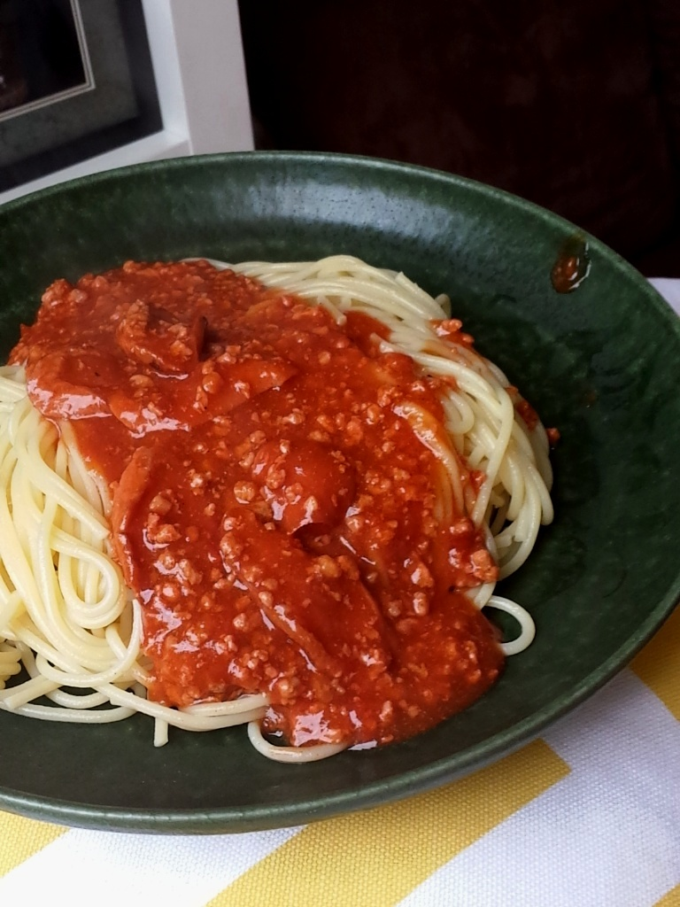 Filipino Spaghetti Jollibee style