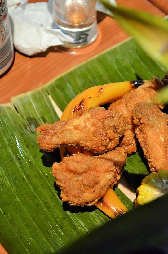fried chicken jasmines