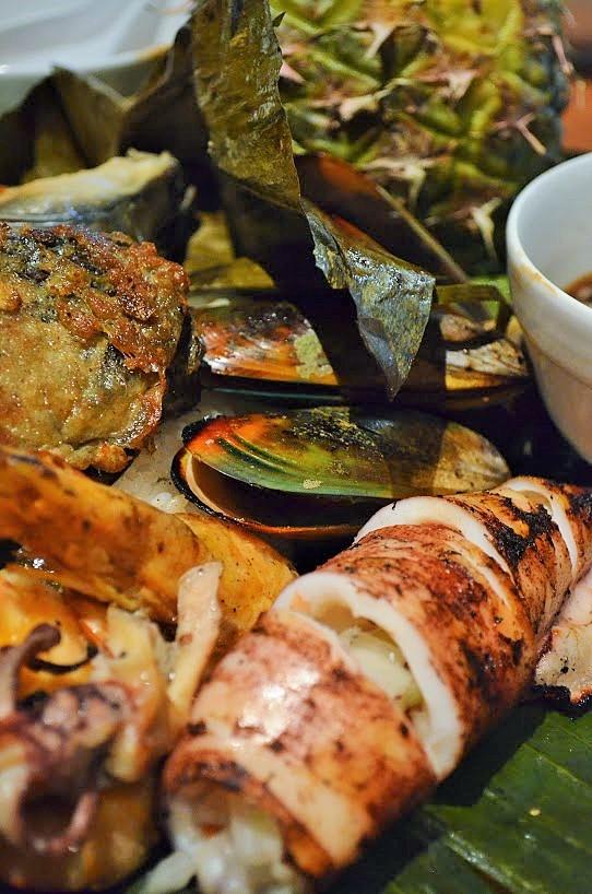 ihaw pusit filipino recipe