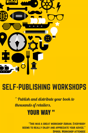 melbourne self publishing workshops