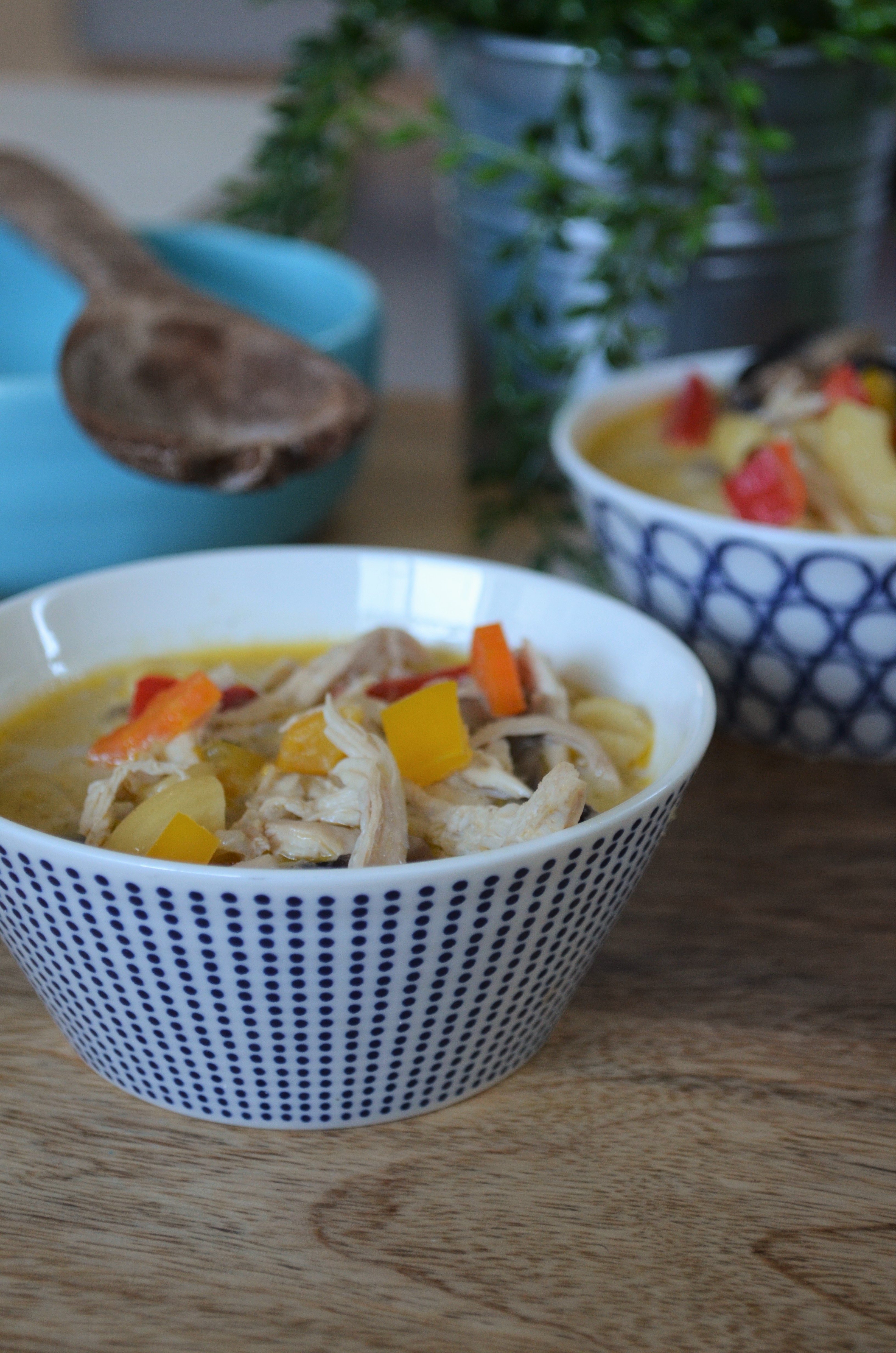 comforting soup